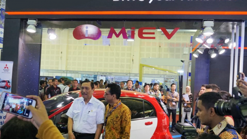 Kendaraan Listrik, Indonesia Siap Produksi Baterai Litium 811 di 2024