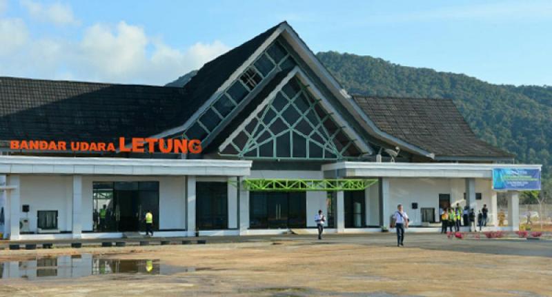 Kepulauan Anambas Resmi Operasikan Bandara Letung