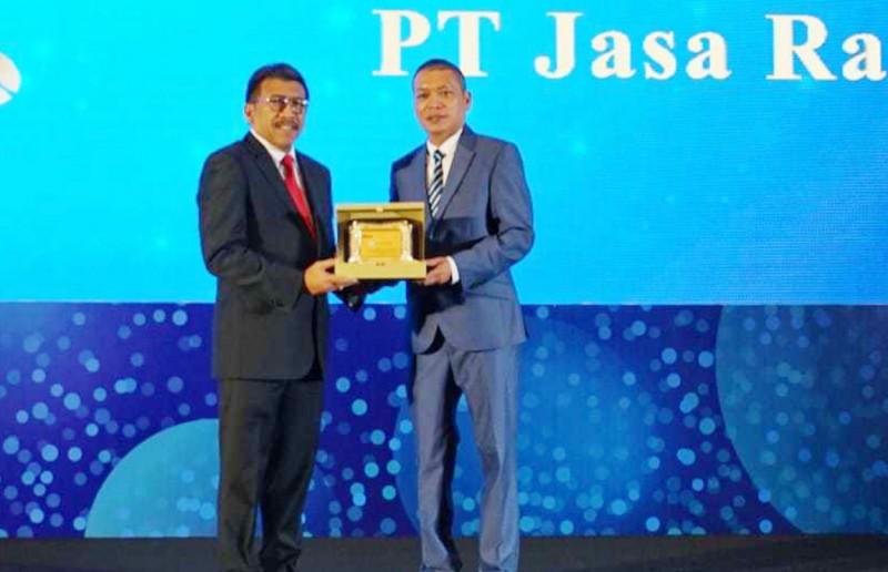 Keren, Jasa Raharja Raih 3 Penghargaan di Ajang BUMN Awards