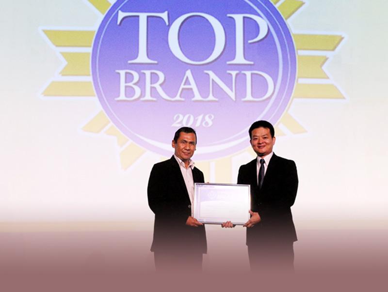 Keren,  J&T Express Raih Top Brand Award 2018