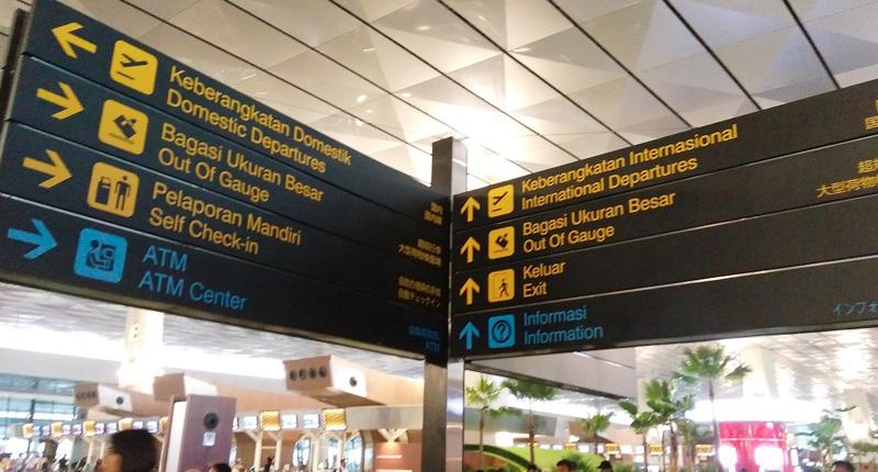 Ketika Blackout, Bandara Soetta Mampu Beroperasi Normal