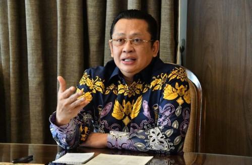 Ketua MPR Dukung Pengembangan International Hub Port Krakatau