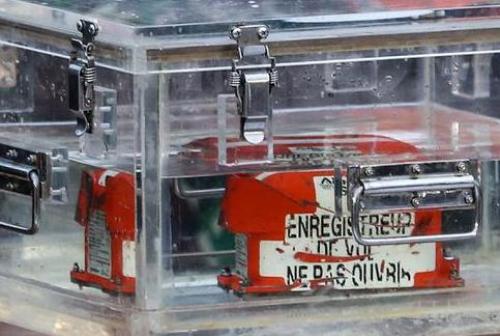 Kotak Hitam Sriwijaya Air SJ 182 Telah Ditemukan