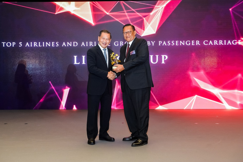 Lion Air Group Jadi Top 5 Airlines and Airline Groups by Passenger Carriage
