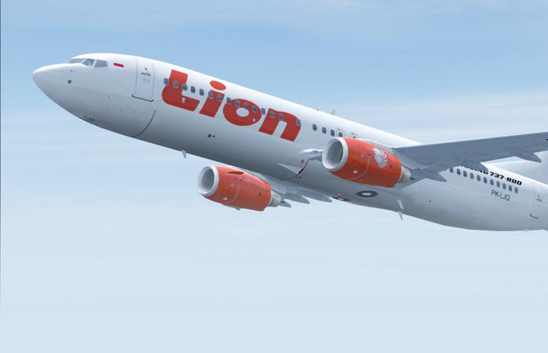 Lion Air Kembali Hadirkan Boeing 737-800NG