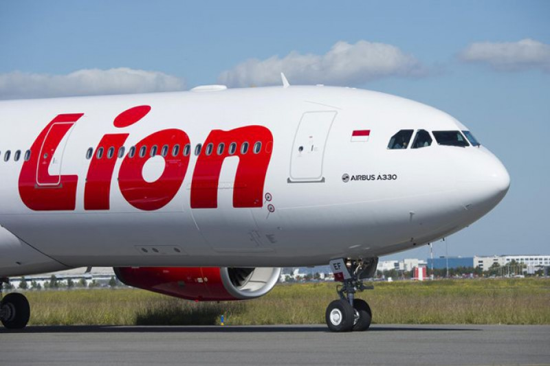 Lion Air Teregistrasi ke dalam IOSA