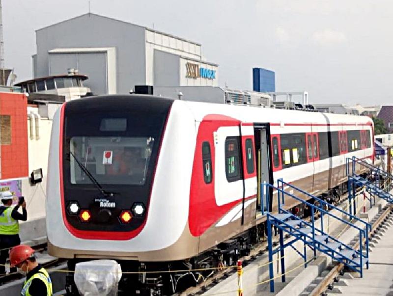 LRT Diprediksi Agustus 2018 Siap Beroperasi