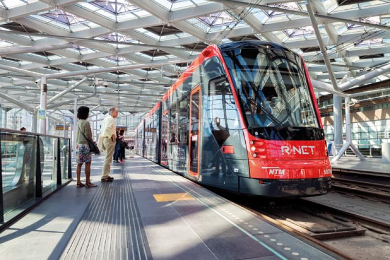 LRT TRANSPORTASI MASA DEPAN