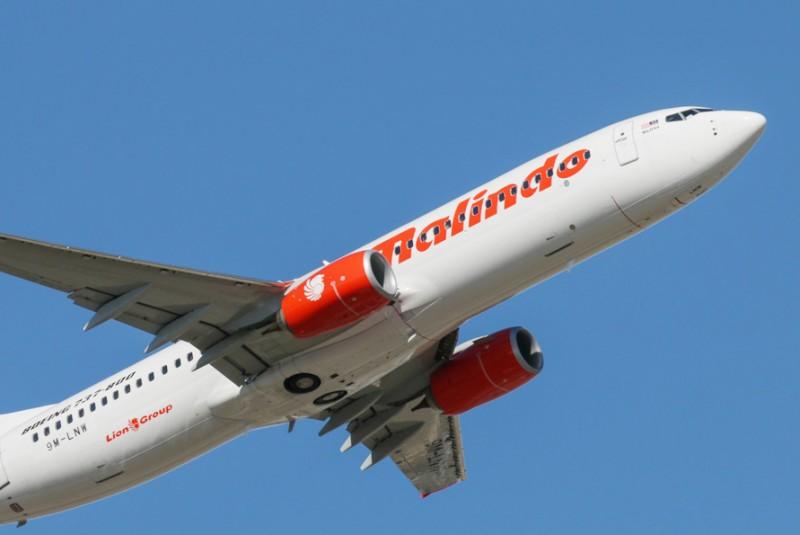 Malindo Air Terbangkan Pesawat Boeing 737 Max