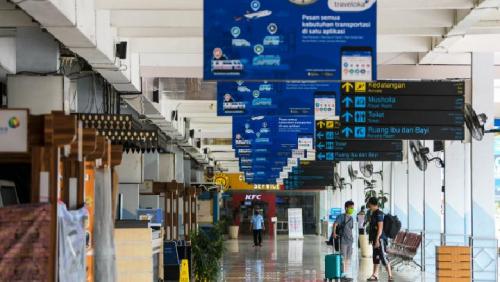 Masa PPKM, Bandara AP II Mengalami Penurunan Hingga 70 Persen