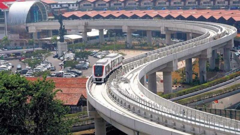 Menhub Instruksikan Evaluasi Jalur Kereta Bandara Soekarno-Hatta