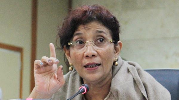 Menteri Susi: Kita Butuh Pesawat Pengawas Perairan Indonesia