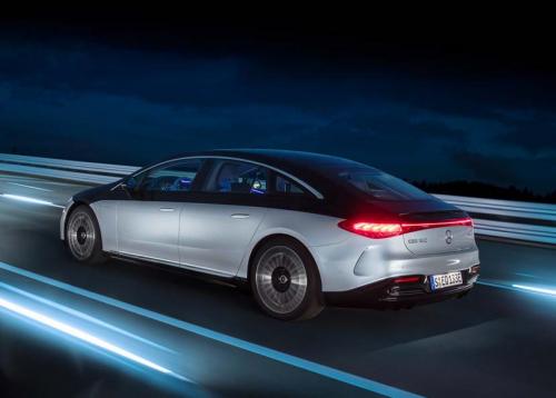 Mercedes-Benz Tengah Bersiap Beralih ke Elektrifikasi Penuh