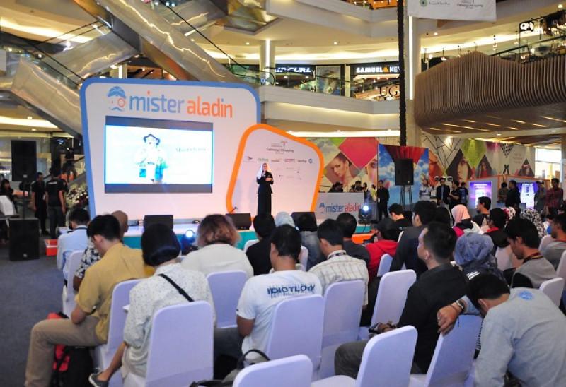 Mister Aladin Travel Fair Tawarkan Harga Hotel dan Tiket Pesawat Murah