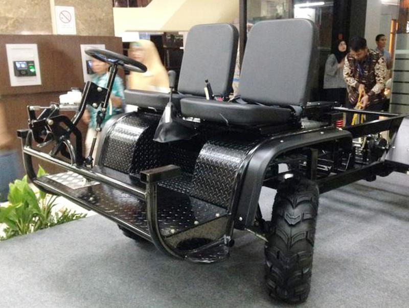 Mobil Desa si Angkutan Multiguna untuk Masyarakat Pedesaan
