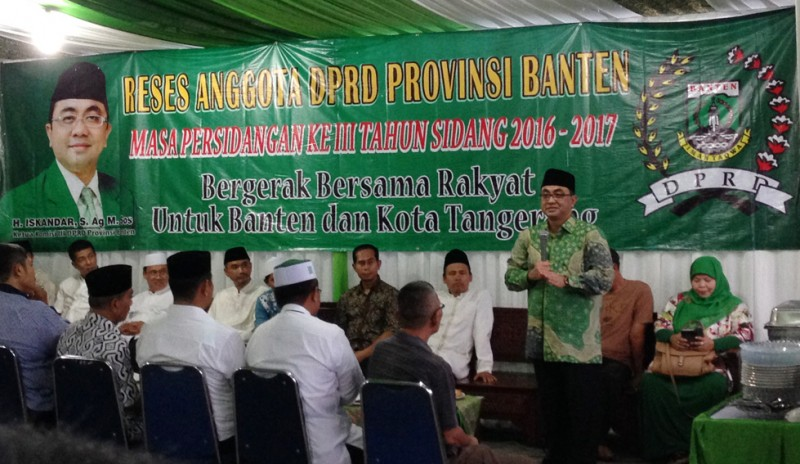 Moment Menyambut Idul Fitri 2017 Ala DPRD Provinsi Banten