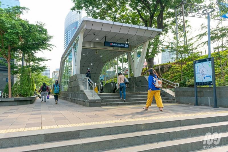 MRT Jakarta Dukung Gerakan Peduli Kesehatan 3M