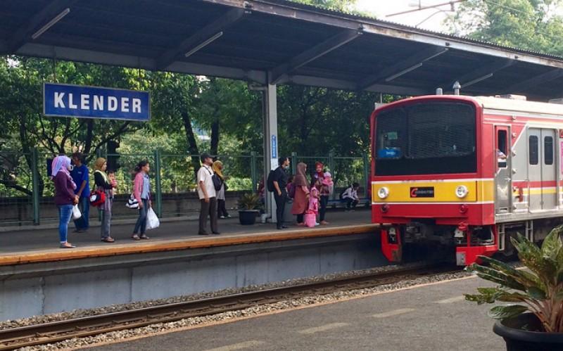 Mulai Sabtu 27 Mei Pukul 12.00 WIB Stasiun Klender Kembali Beroperasi