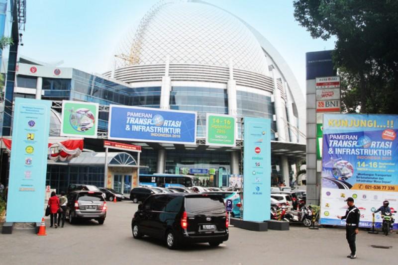 PAMERAN TRANSPORTASI INDONESIA 2017 SIAP DIHELAT