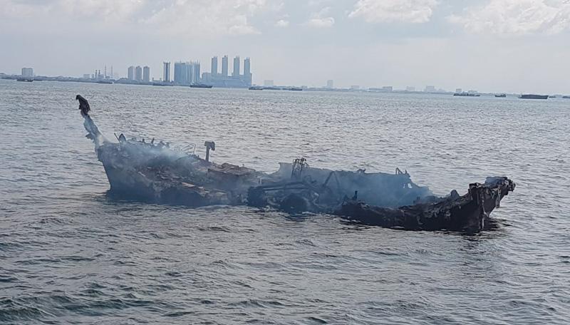 Paska Kebakaran Kapal Penangkap Ikan Di Muara Baru, Kemenhub Terbitkan Notice To Marine