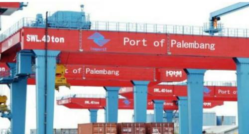 Pelabuhan Palembang Baru Siap Dibangun Tahun ini