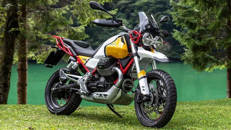Peluncuran Moto Guzzi V85 TT untuk Asia Pasifik di Thailand