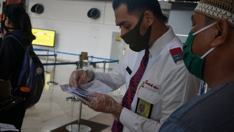 Penerbangan Lion Air Group Sesuai Standar Operasional Selama Masa Pandemi Covid-19