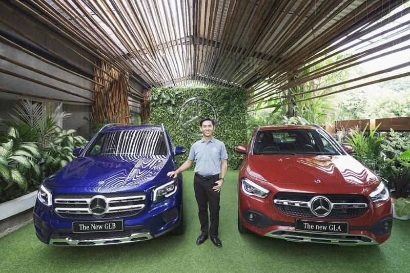 Penetrasi Pasar SUV Indonesia, Mercedes-Benz Resmi Luncurkan New GLA & GLB
