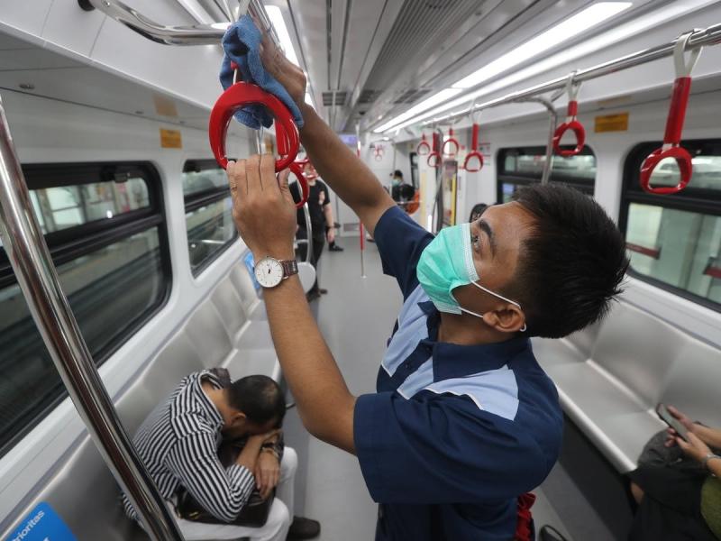 Pengendalian Transportasi di DKI Jakarta Sesuai Permenhub 41 tahun 2020