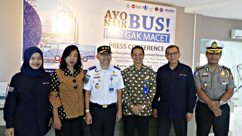 Perum PPD dan Adhi Karya hadirkan Transjabodetabek Premium