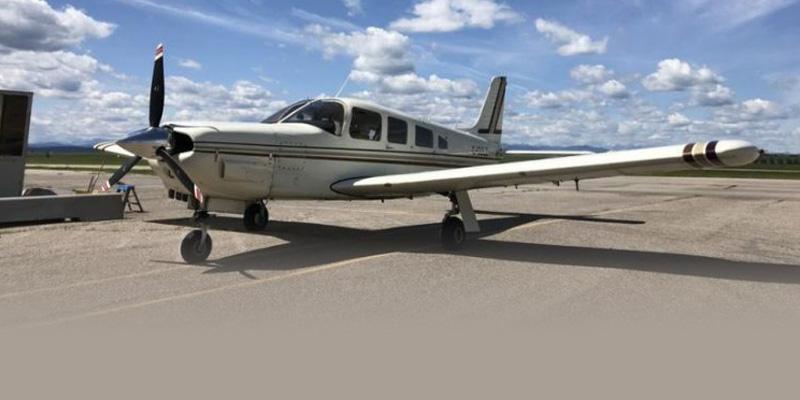 Pesawat Piper PA-32 Jatuh di Kanada