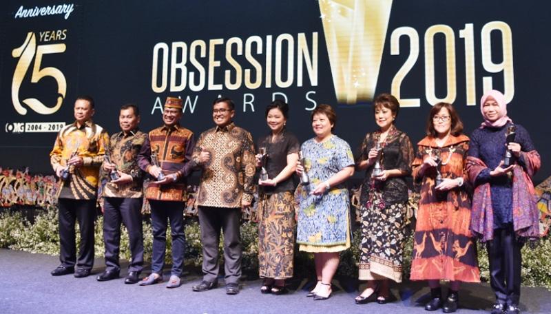 Polana B Pramesti Terpilih  Sebagai Salah Satu Perempuan Profesional Terbaik
