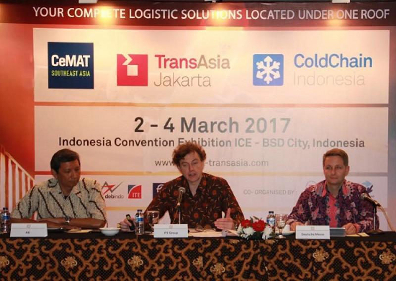 Potensi Besar di Bisnis Logistik, Indonesia Tuan Rumah Pameran Logistik Terbesar ASEAN