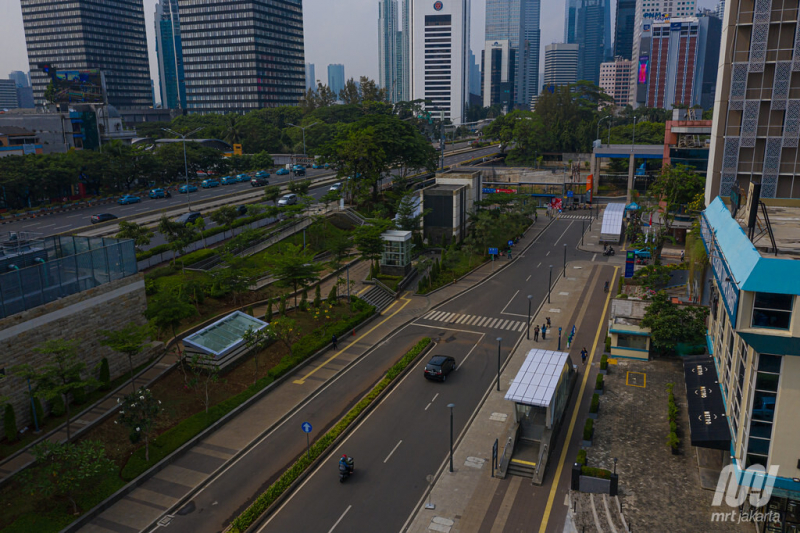 PT MRT Jakarta (Perseroda) Lahirkan Anak Perusahaan Baru: PT Integrasi Transit Jakarta