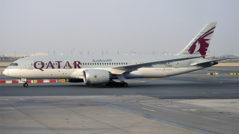 Qatar Airways Kembali Mendarat di Denpasar