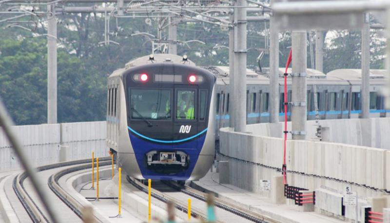 Resmi Diputuskan, Inilah Tarif MRT Bundaran HI - Lebak Bulus