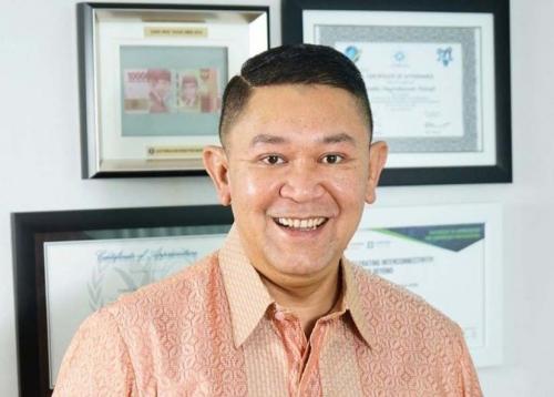 Resmi, Yukki Masuk Dalam Jajaran Dewan Pengurus Kadin Indonesia 2021-2026