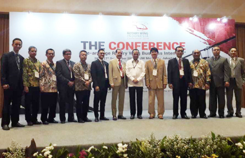 Rotary Wing Indonesia Conference 2018, Ajang Pemanasan Rotary Wing Indonesia Airshow 2019