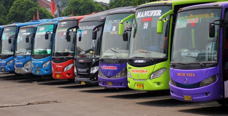 Sambut Hari Perhubungan, Program PO Bus Berkeselamatan Digelar