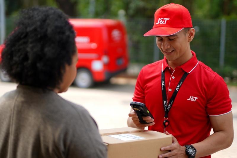 Semarak Belanja Online 10.10, J&T Express Sukses Kirim 8 Juta Paket