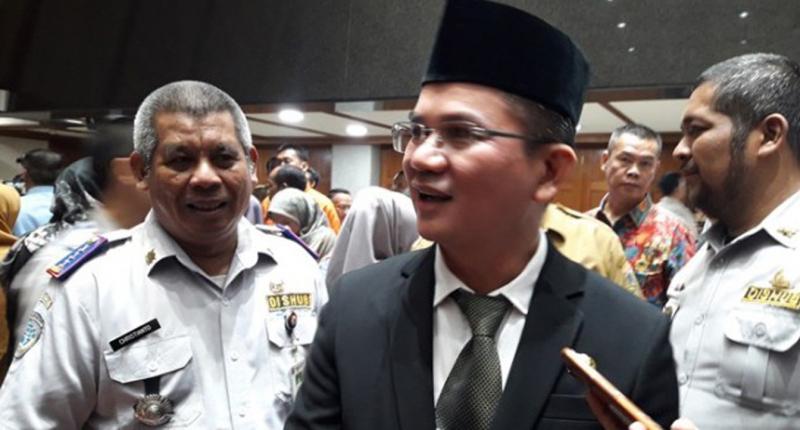 Sempat Non-Job di Era Ahok, Syafrin dilantik Anies Jadi Kadishub DKI Jakarta