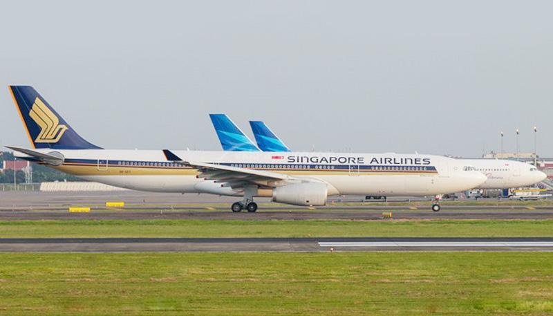 SIA dan Garuda Indonesia Perluas Kerja Sama Codeshare