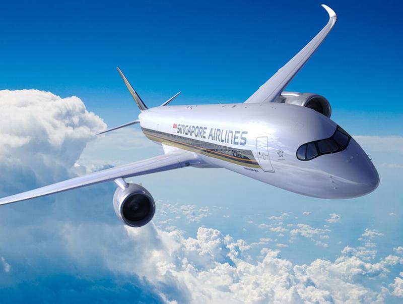 SIA Jadi Maskapai Pertama Mengoperasikan Airbus A350-900 ULR di Dunia