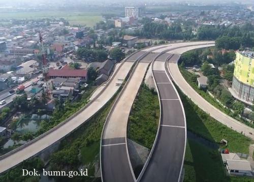 Siap-siap, Jalan Tol Cengkareng-Batuceper-Kunciran Segera Beroperasi