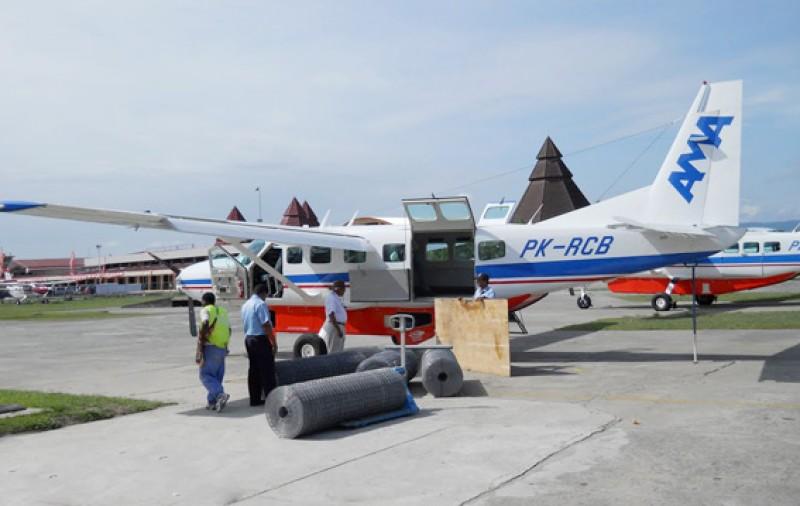 Sinergi BUMN Tingkatkan Konektivitas 109 Bandara Papua