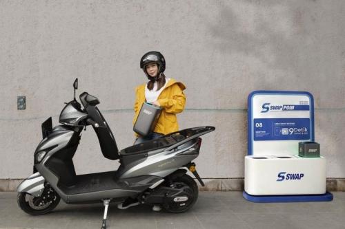 Smoot Motor Listrik Pintar Hadir di Indonesia