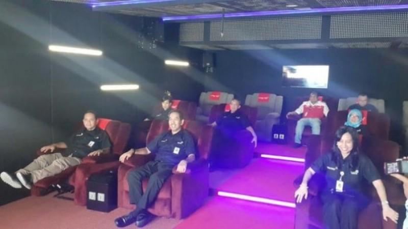 Soetta Hadirkan Digital Cinema di Terminal 3
