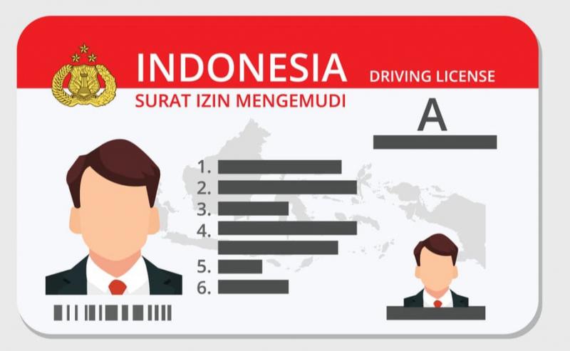 Ssstt, Ini Syarat SIM Indonesia Berlaku di Luar Negeri