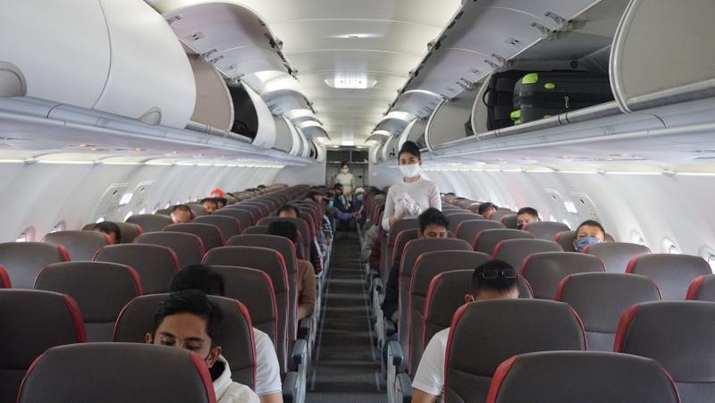 Tangkal Pandemi Covid-19, Lion Air Group Tingkatkan Kebersihan Kabin dan Sirkulasi Udara