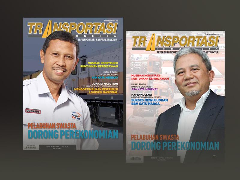 Telah Terbit Transportasi Indonesia Edisi 30